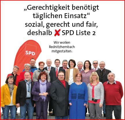 Unsere Kandidaten für den Gemeinderat 2014