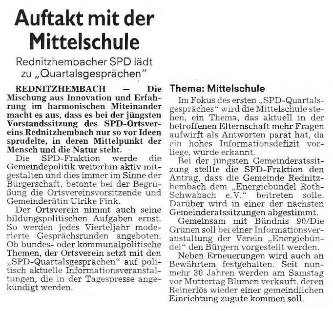 Artikel ST Vorstandssitzung 08.02.2010