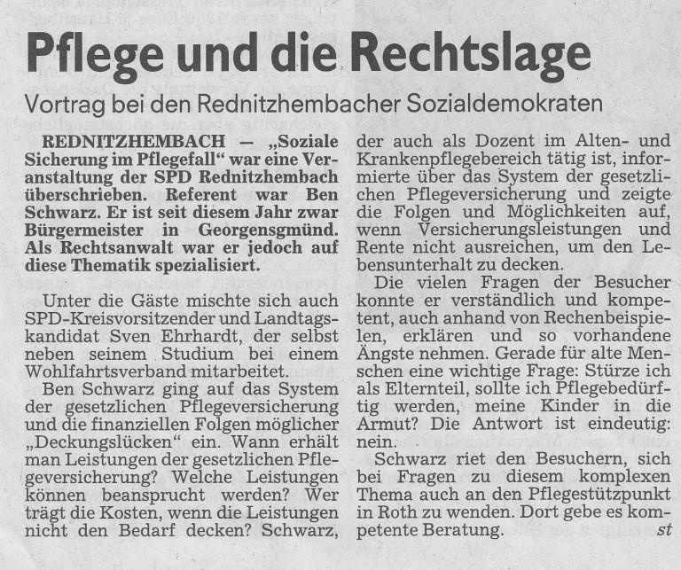 Artikel ST Soziale Sicherung im Pflegefall_26.10.2012