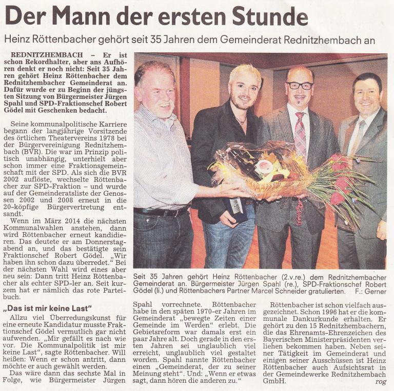ST 18.05.13_35 Jahre GR Heinz Röttenbacher